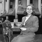 Harry S. Truman's (Short-Term) Dog, Mike