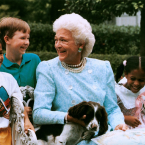 President George H.W. Bush's Dog, Millie