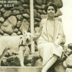 Calvin Coolidge's Dog, Prudence Prim