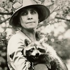 Calvin Coolidge's Pet Raccoon Rebecca