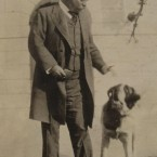 Rollo, Teddy Roosevelt's St. Bernard